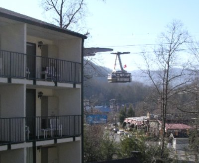 Ober Gatlinburg\'s Tramway 7 of 7