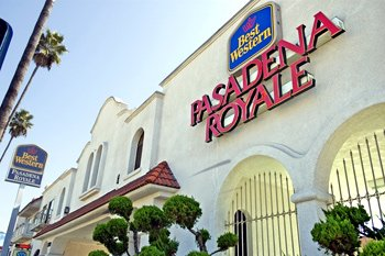 Best Western Pasadena Royale Inn & Suites 1 of 9