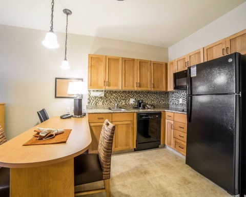 Fully Equipped Kitchen In Each Suite 9 of 10