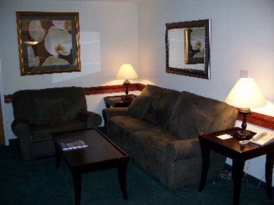 Suite Living Room 6 of 10