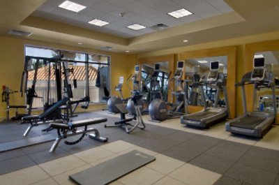 24 Hour Complimentary Onsite Fitness Center 13 of 16
