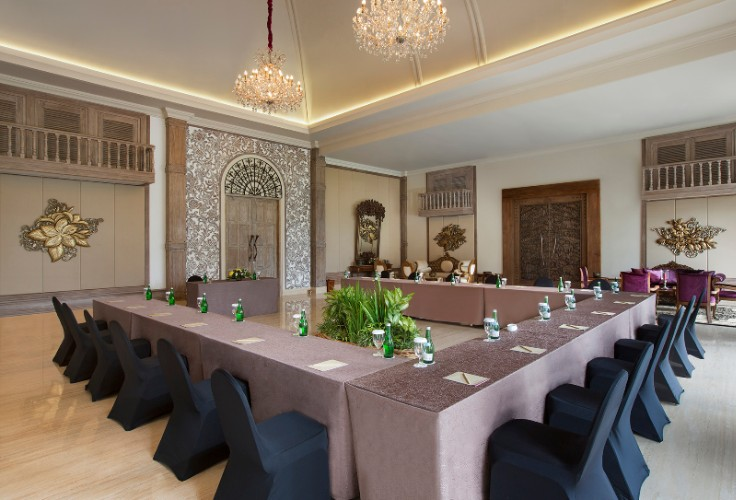 Melati Meeting Room At The Heritage Grand Ballroom 24 of 29