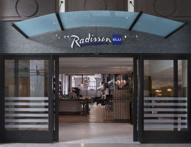 Radisson Blu Hotel Leeds 1 of 5
