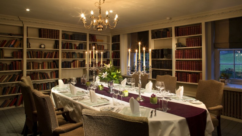 The Library Private Dining 7 of 11