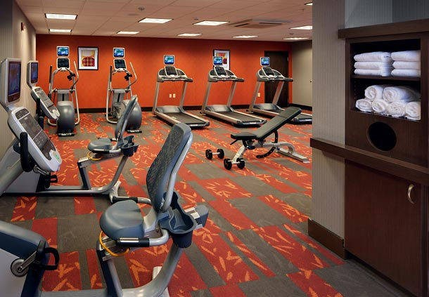 Work Out In Our Fitness Center 4 of 8