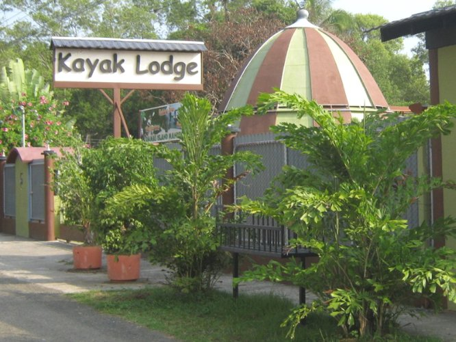 Kayak Lodge 1 of 10