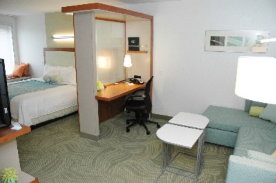 Springhill Suites In-Room Work Station 8 of 11