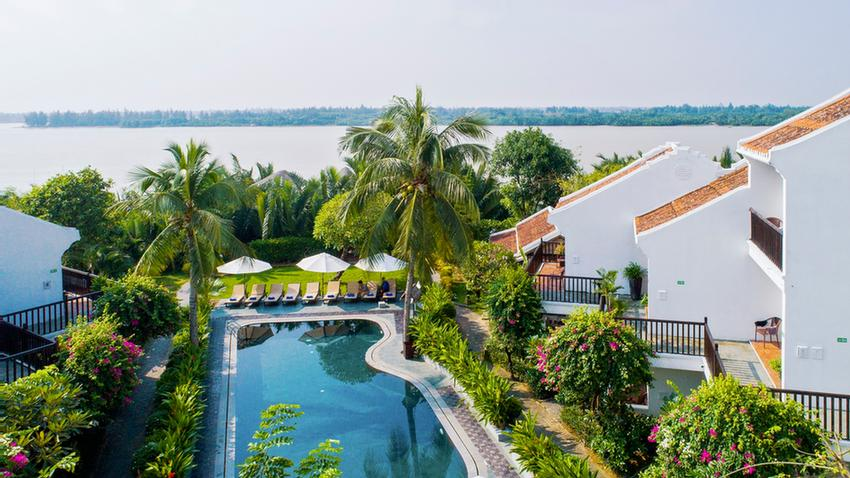 Hoi An Coco River Resort & Spa 1 of 6