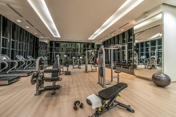 Gym At Level 5 5 of 11