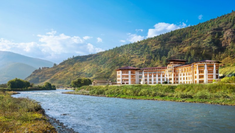 Le Meridien Paro Riverfront 1 of 19