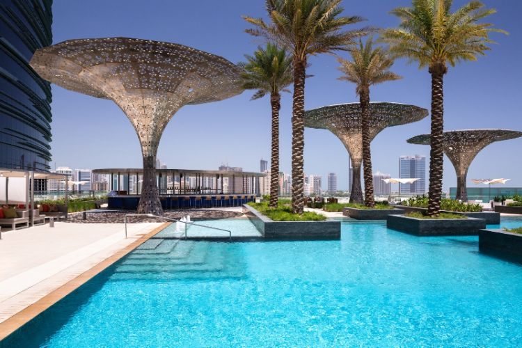 Rosewood Abu Dhabi Pool 4 of 25