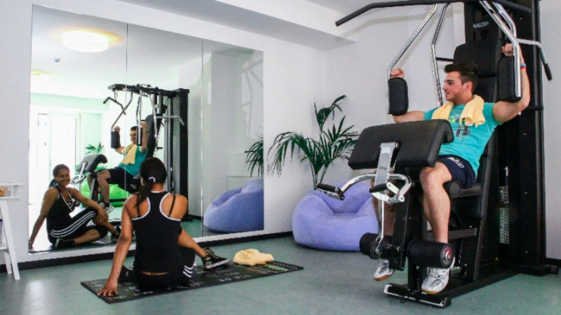 City Hotel Merano -City Spa -Gym 21 of 30