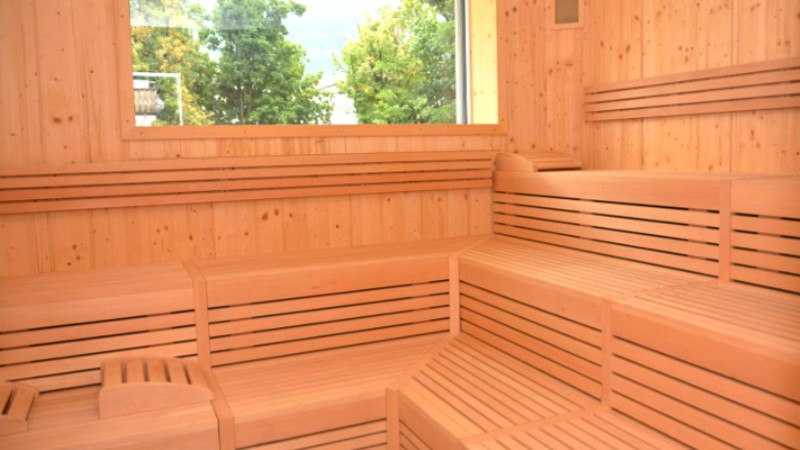 City Hotel Merano -City Spa -Sauna 22 of 30