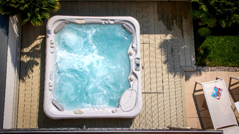 City Hotel Merano -City Spa -Outdoor Jacuzzi 23 of 30