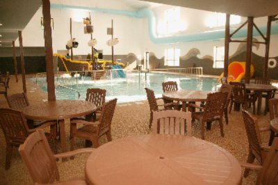 Indoor Pool Whirlpool And 200-foot Waterslide 8 of 11