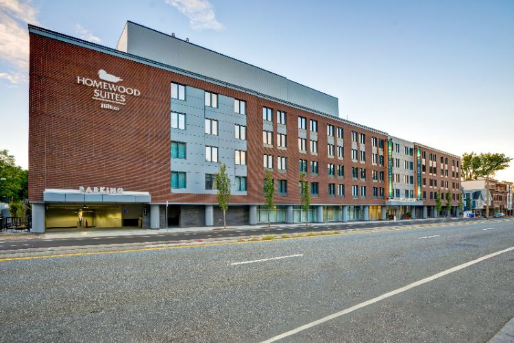 Homewood Suites By Hilton Boston Brookline 111 Boylston St Ma 02445