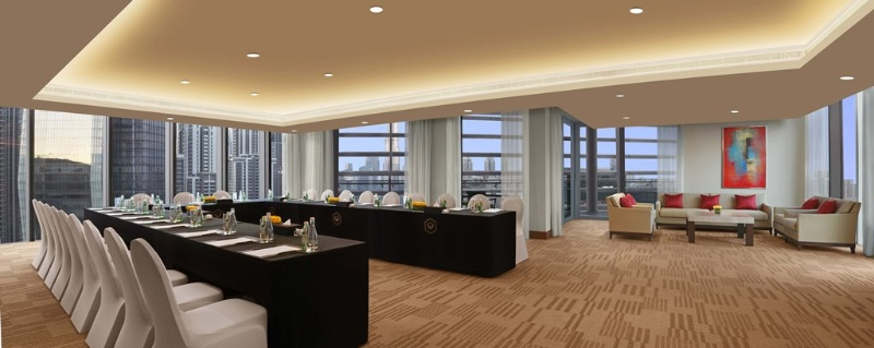The Oberoi Dubai -Executive Boardroom 6 of 9