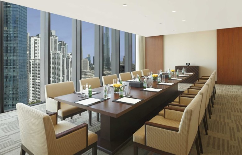 The Oberoi Dubai -Meeting Room 4 8 of 9