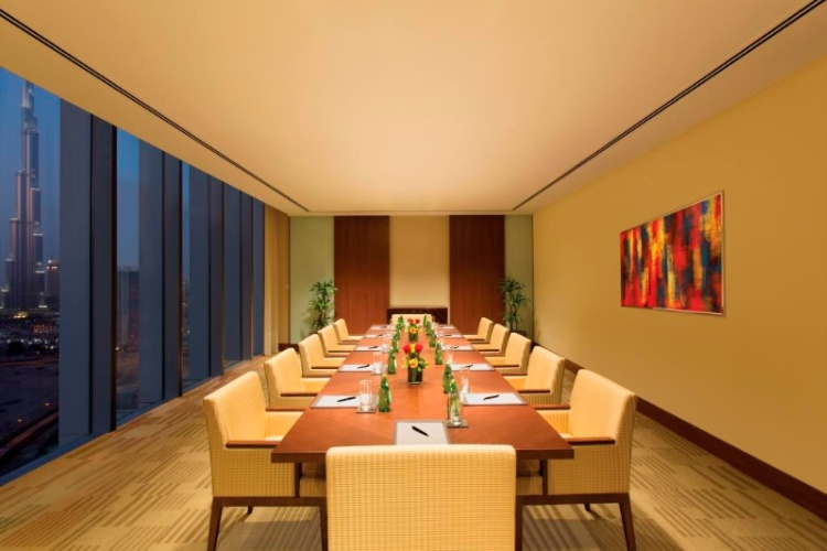 The Oberoi Dubai -Meeting Room 4 9 of 9