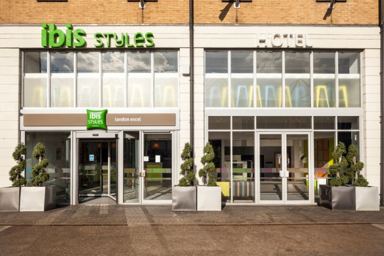 Ibis Styles London Excel 1 of 5