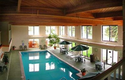 Indoor Pool & Hot Tub Area 4 of 5