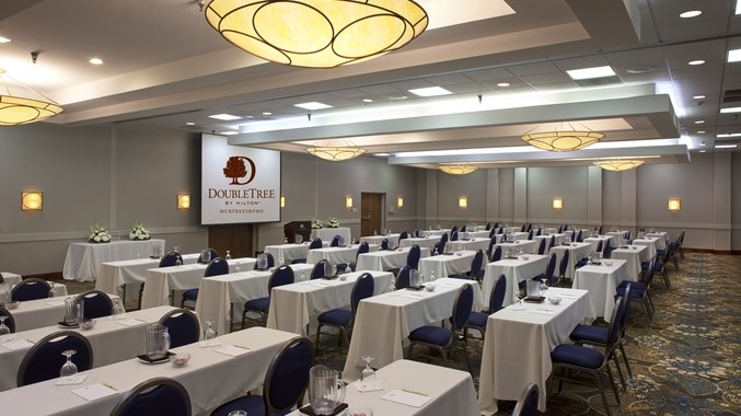 The Heartland Ballroom Can Accommodate Up To 200 Attendees For Classroom Style Meetings Or Events. 11 of 12