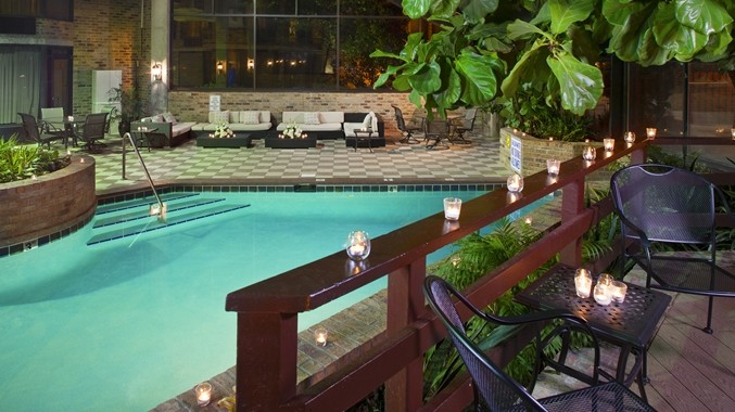 Enjoy A Dip In Our Indoor/outdoor Swimming Pool. 9 of 12