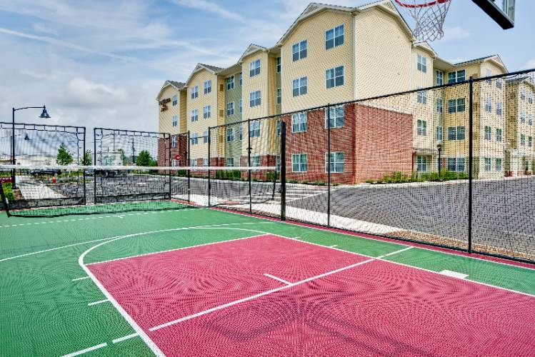 Outdoor Sports Court 14 of 14