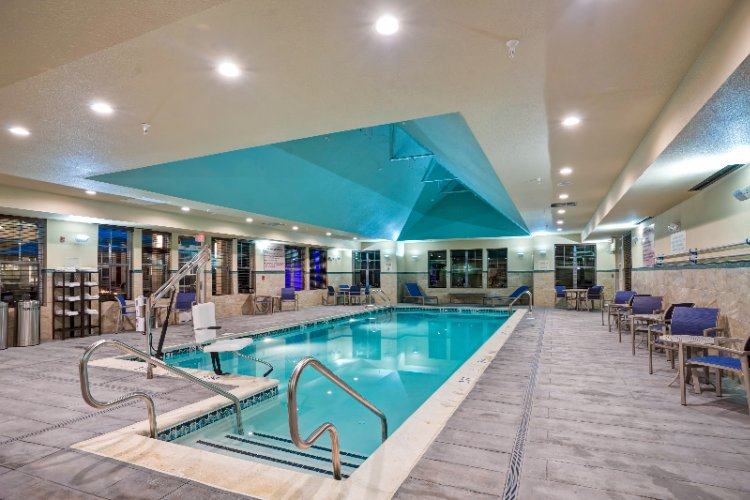 Indoor Heated Salt Water Swimming Pool 6 of 14
