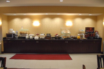 Free Hot Continental Breakfast 5 of 14