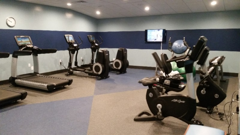 Brand New Updated Fitness Center 6 of 6