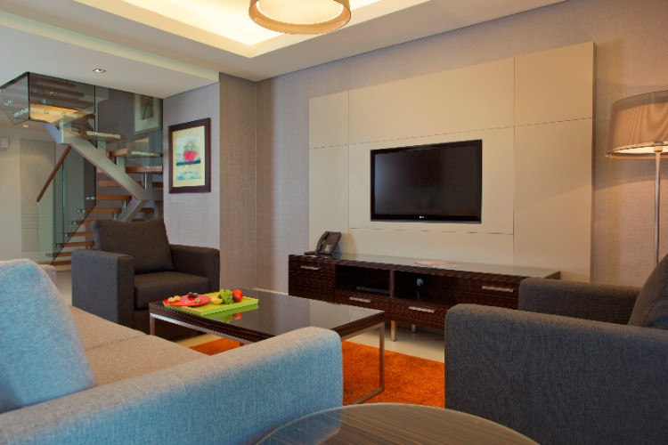 2br Suite Living Area 12 of 16