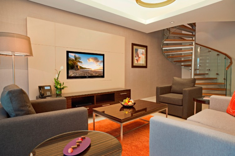 1br Suite Living Area A 6 of 16
