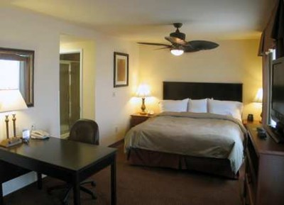 Homewood Suites Fairfield Ca - Studio Suite 8 of 9