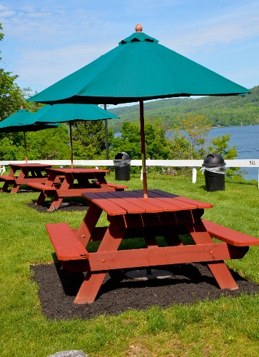 Picnic Tables And Charcoal Grills Throughout The Grounds 14 of 18