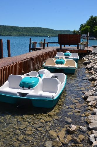Paddle Boats Are Available For Guest\'s Use 6 of 18