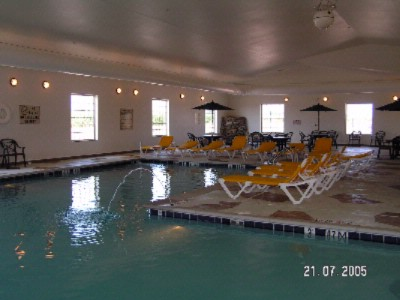 Indoor Pool 10 of 12