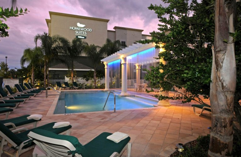 Homewood Suites by Hilton Tampa Port Richey 1 of 7