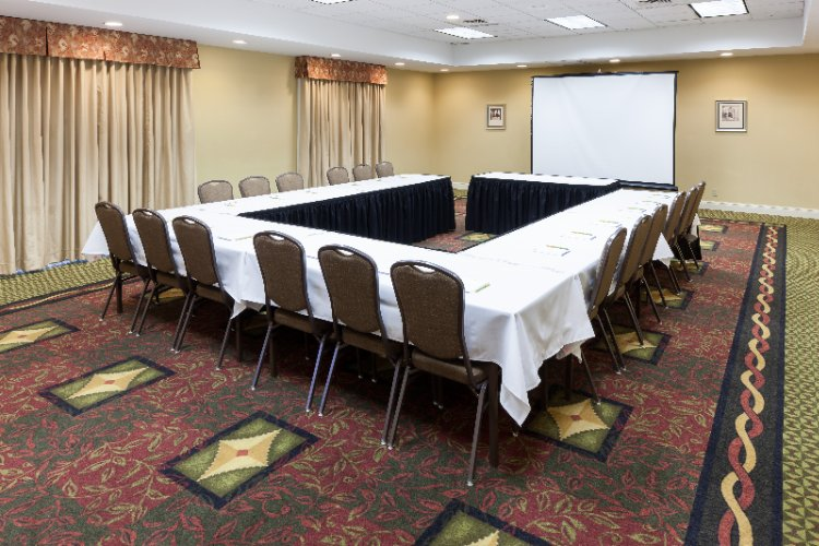 Meeting Rooom U-Shape Style Max Occupancy 30 People 12 of 12