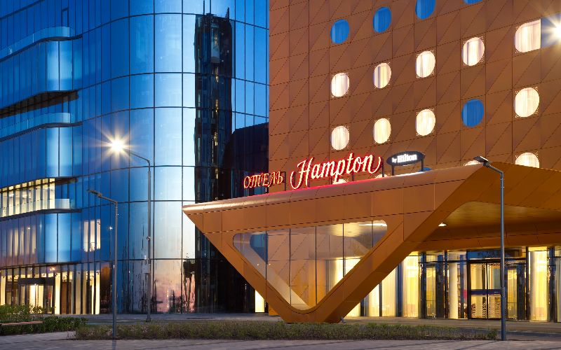 Hampton by Hilton Saint Petersburg Expoforum 1 of 4