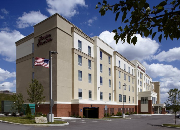 Hampton Inn & Suites Pittsburgh Airport Settlers R