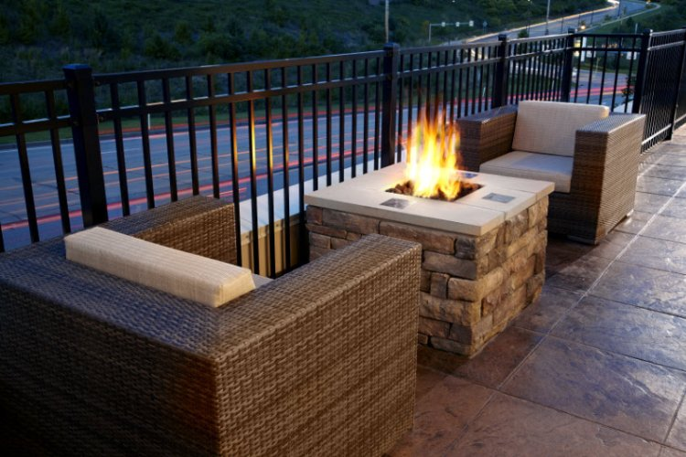 Patio With Firepit 8 of 14