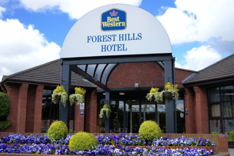 Best Western Forest Hills Hotel 1 of 11
