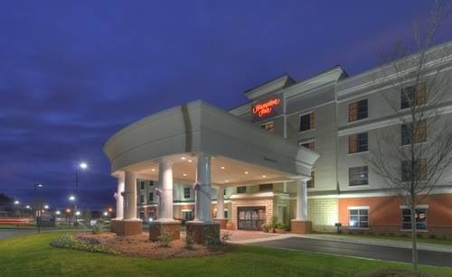 Hampton Inn Columbus South / Ft. Benning 1 of 4