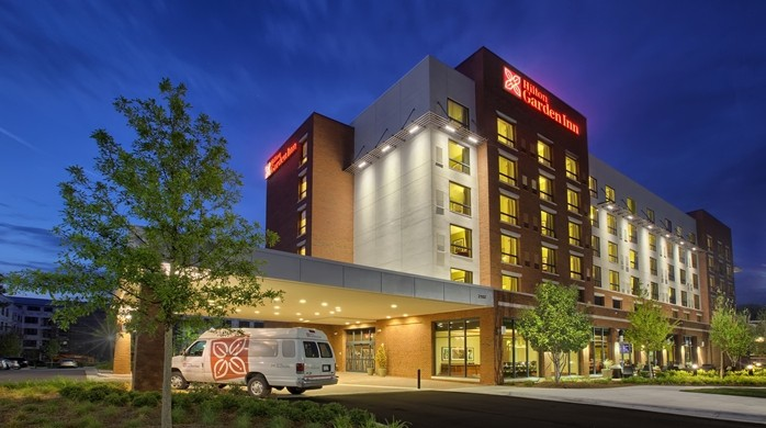 Hilton Garden Inn Durham University Medical Center 1 of 22