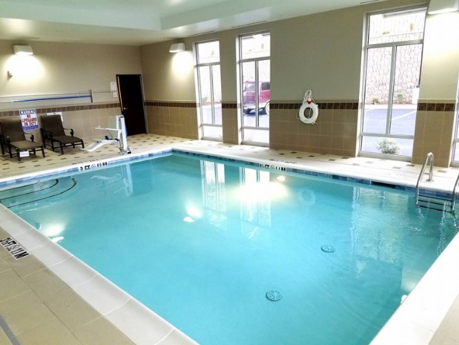 Indoor Heated Pool -Year Round 8 of 14