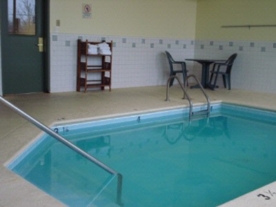 Our Small Indoor Swimming Pool 9 of 10