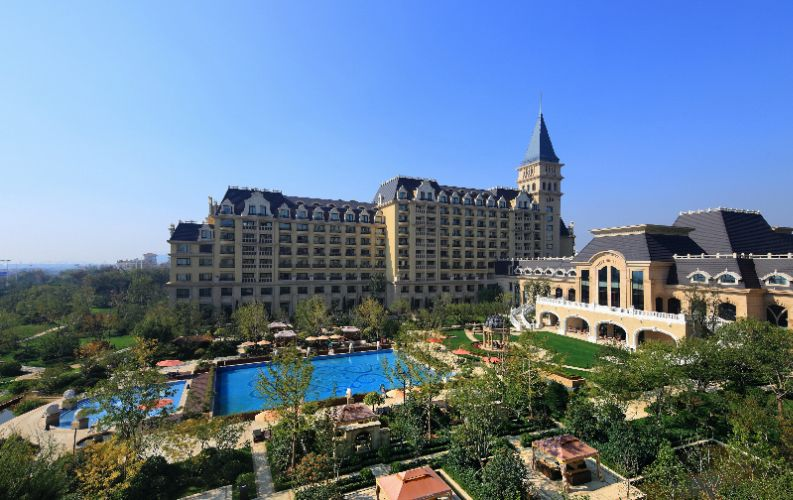 Hilton Qingdao Golden Beach 1 of 10