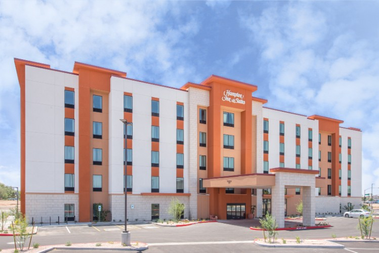 Hampton Inn & Suites Phoenix East Mesa Gilbert 1 of 24