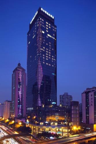 Doubletree By Hilton Hotel Guangzhou 391 Dongfeng Rd Yuexiu District 510030